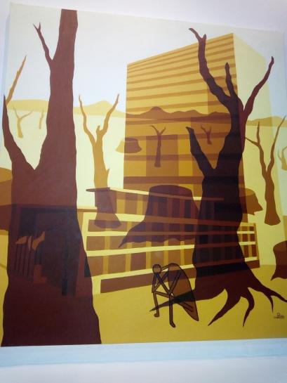 écologie: la famine engendrée par la déforestation